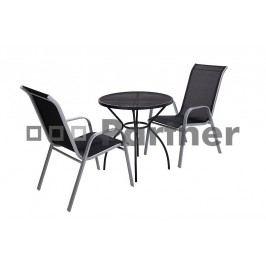 Zahradní nábytek - Deokork - Gloria 1+2 (Kov)