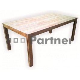 Zahradní stůl - Deokork - Wells (Teak)