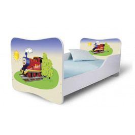Dětská postel 160x80 cm Lena 19