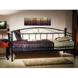 Jednolůžková postel 90 cm - Signal - Ankara (s roštem)