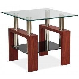 Konferenční stolek - Signal - Lisa D (třešeň)