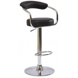 Barová židle - Signal - C-231 Krokus černá
