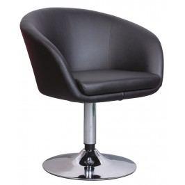 Barová židle - Signal - A-322 Krokus černá