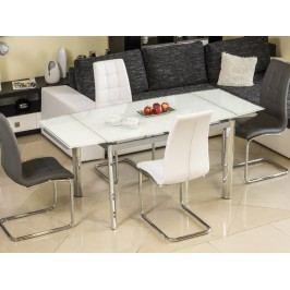 Jídelní stůl - Signal - GD-020 (bíla) (pro 6 osob až 8 osob)
