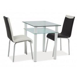 Jídelní stůl - Signal - Sono 100x60 (pro 4 osoby)