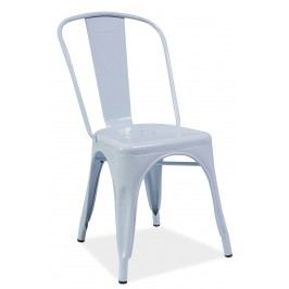 Jídelní židle - Signal - Loft (bíla)