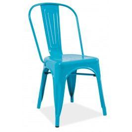 Jídelní židle - Signal - Loft (modrá)