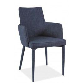 Jídelní židle - Signal - Semir (grafit)