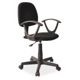 Kancelářské křeslo - Signal - Q-149 (černá)
