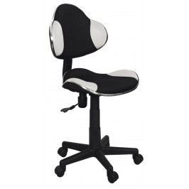 Kancelářské křeslo - Signal - Q-G2 (bílá + černá)
