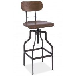 Barová židle - Signal - Drop