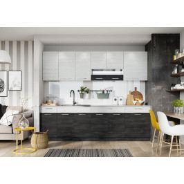 Kuchyň Barbara 260 cm