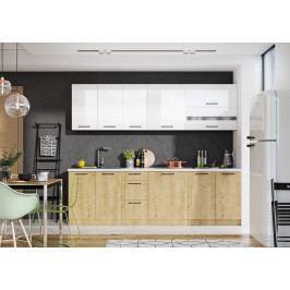 Kuchyň Kyla 260 cm