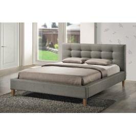 Manželská postel 160 cm - Signal - Texas (s roštem)