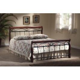 Manželská postel 180 cm - Signal - Venecja (s roštem)