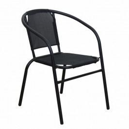 Zahradní židle Lestra (tmavě šedá)