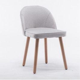 Jídelní židle Lalima (béžová)