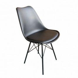 Jídelní židle Tamora (černá)