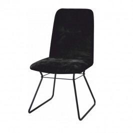 Jídelní židle Almira (černá)