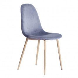 Jídelní židle Makaria (šedá)