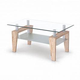 Konferenční stolek Betty (dub sanremo)