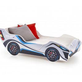 Dětská postel Lambo (s matrací a roštem)