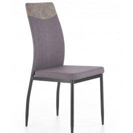 Jídelní židle K276 (tmavošedá)