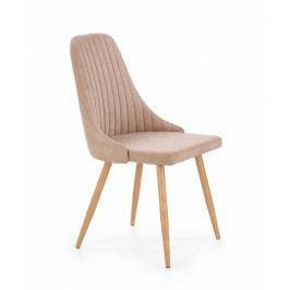 Jídelní židle K285 (béžová)