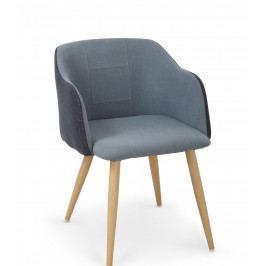 Jídelní židle K288 (modrá)