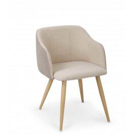 Jídelní židle K288 (béžová)