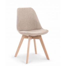 Jídelní židle K303 (béžová)