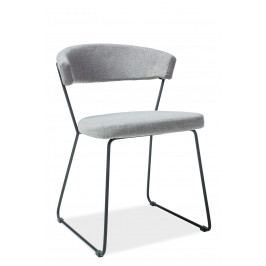 Jídelní židle Helix (šedá)