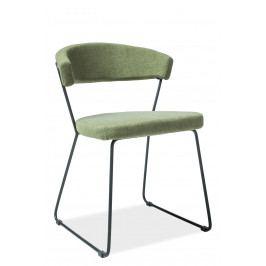 Jídelní židle Helix (zelená)