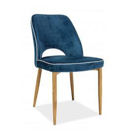 Jídelní židle Verdi (modrá)