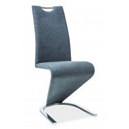 Jídelní židle H-090 (grafit)