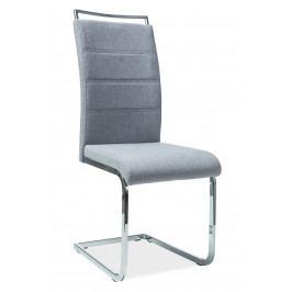 Jídelní židle H-441 (šedá)
