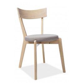 Jídelní židle Nelson (šedá)