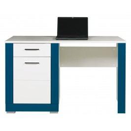 PC stolek - Bog Fran - Twin - TW 12 (tyrkysová + bílá matná)