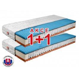 Taštičková matrace - Benab - Fyzio Plus 2.0 - 200x80 cm (T3/T4) *AKCE 1+1