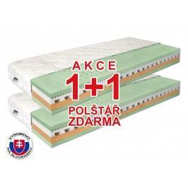 Pěnová matrace - Benab - Omega Flex Duo - 200x90 cm (T3/T4) *AKCE 1+1