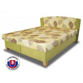 Manželská postel 180 cm - Benab - Elize (s rošty a matracemi)