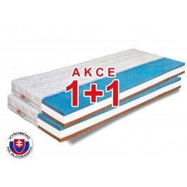 Pěnová matrace - Benab - Zero - 200x90 cm * AKCE 1 + 1 (T4/T3)