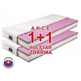 Pěnová matrace - Benab - King - 200x90 cm (T3/T5) *AKCE 1+1