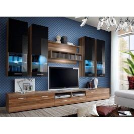 Obývací stěna - ASM - Dorade - 20 NS DO (s osvětlením)