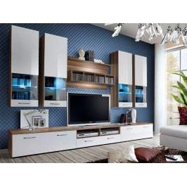 Obývací stěna - ASM - Dorade - 20 NWW DO (s osvětlením)