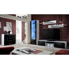 Obývací pokoj - ASM - Galino - 23 WSH GB (s osvětlením)