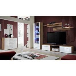 Obývací pokoj - ASM - Galino - 23 NWH GB (s osvětlením)