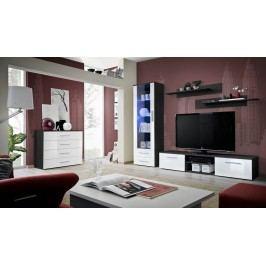 Obývací pokoj - ASM - Galino - 24 ZW GB (s osvětlením)