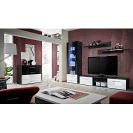 Obývací pokoj - ASM - Galino - 24 ZWHS GB (s osvětlením)