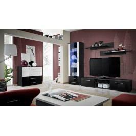 Obývací pokoj - ASM - Galino - 24 ZSWH GB (s osvětlením)